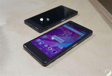 Hp Sony Xperia X Performance prise en du sony xperia x performance et si le