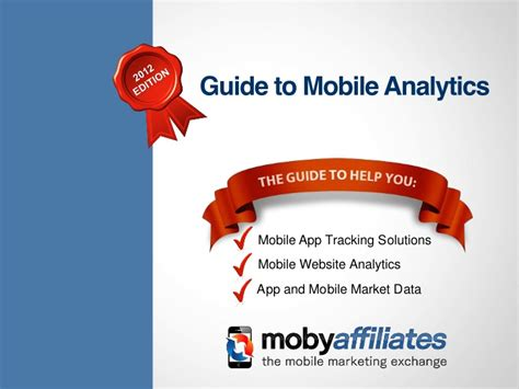 mobile app tracking analytics guide to mobile analytics
