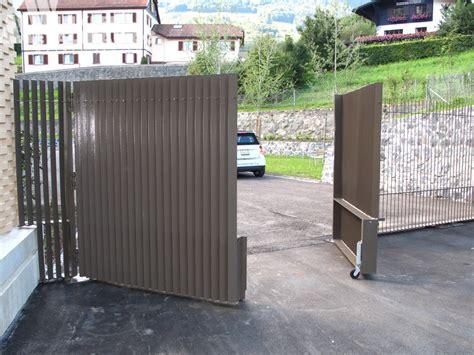 Einfriedung Aus Metall by Winkler Metallbau Ag Metallbau Produkte Einfriedungen