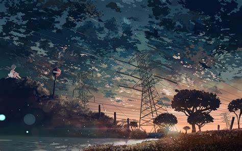 anime wallpaper dark
