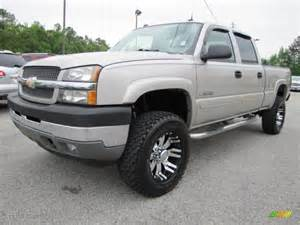 Custom Chevy Truck Wheels 2004 Chevrolet Silverado 2500hd Lt Crew Cab 4x4 Custom