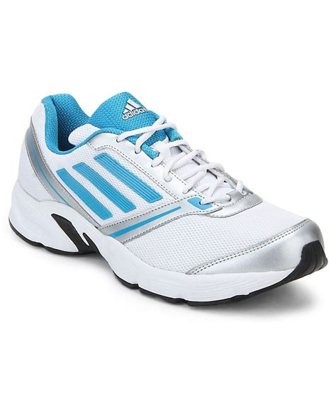 www adidas sports shoes adidas rolf 1 white sports shoes price in india buy