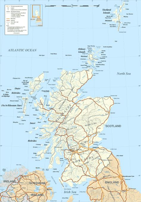 printable driving directions uk scotland map 2 mapsof net