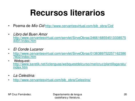 imagenes recursos literarios literatura medieva lbacppt