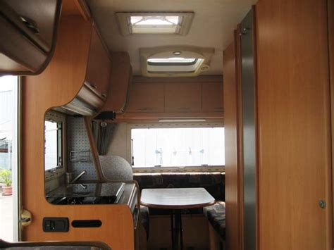 hymer br   camping car integral occasion