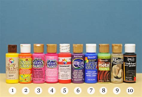 what is the best paint to use in a bathroom ben franklin crafts and frame shop acrylic paints which