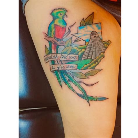 guatemala tattoos 25 best ideas about quetzal on