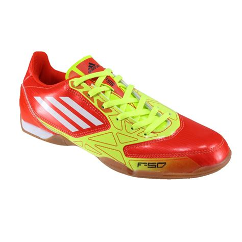 indoor soccer shoes adidas adidas f5 mens indoor soccer shoes orange yellow