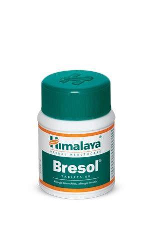 bresol tablets  breathing solution  tablets himalaya