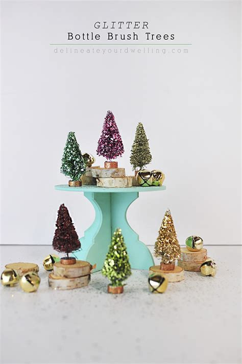 tabletop tn volunteer christmas tree 14 diy tabletop trees that excite shelterness