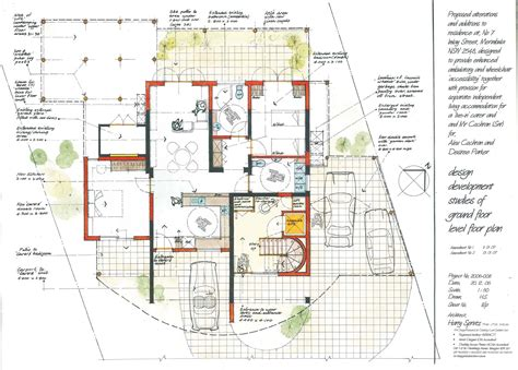 universal home design floor plans