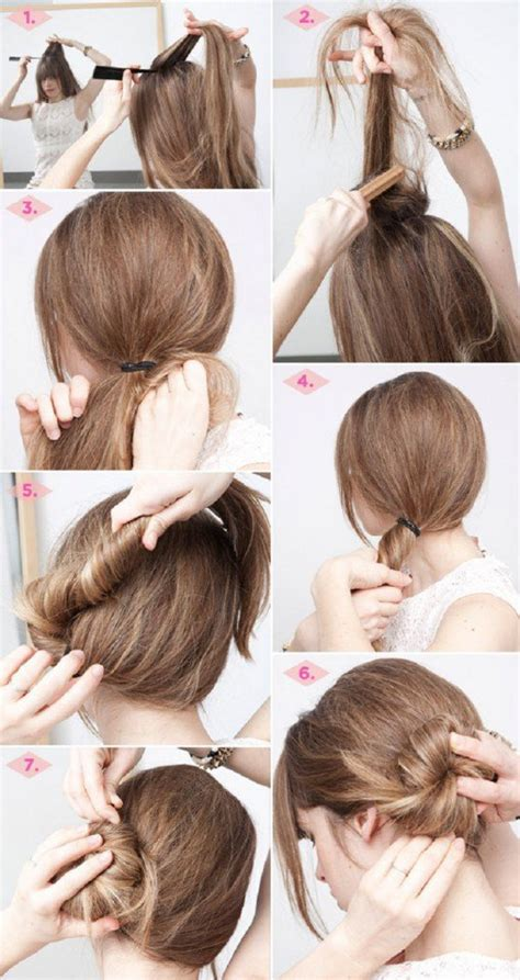 diy hairstyles side bun pretty hairstyle tutorials for every occasion styles weekly
