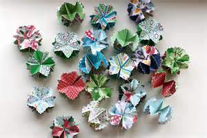 notable nest foldable christmas ornaments