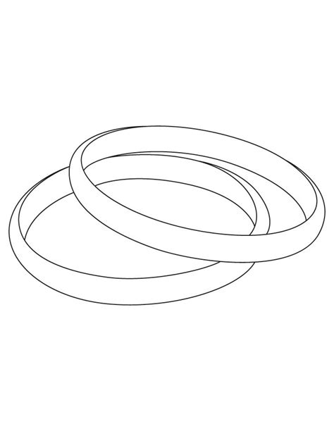 Bracelet   Free Coloring Pages