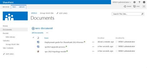 sharepoint 2013 document template sharepoint 2013 screenshots kent castillo