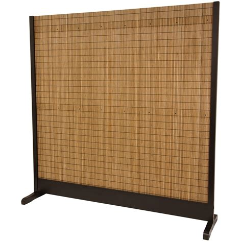 Privacy Screen Room Divider by 6 188 Ft Take Room Divider Walnut Roomdividers