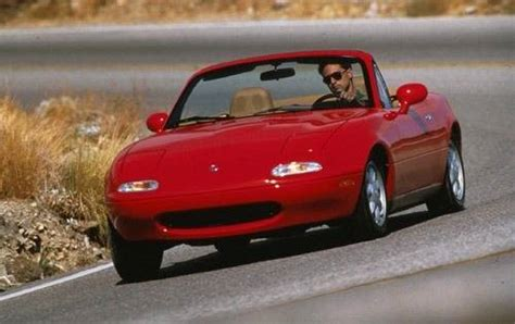 how to fix cars 1993 mazda miata mx 5 regenerative braking used 1993 mazda mx 5 miata convertible pricing features edmunds