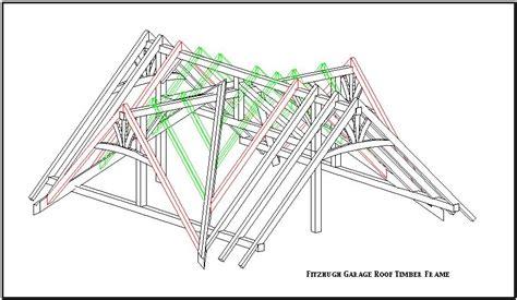 timber frame studio apartment garage