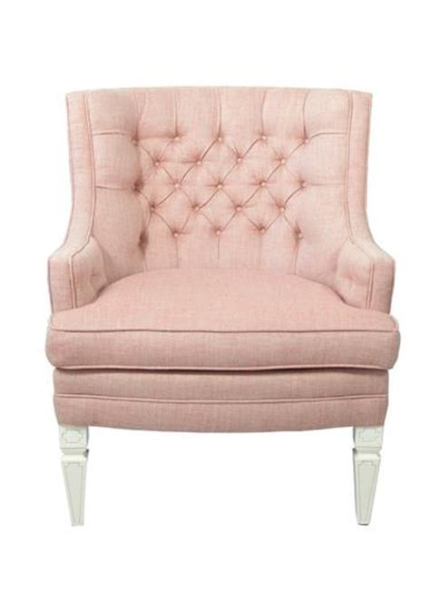 Pale Pink Chair by Werking From Home Keeley Kraft
