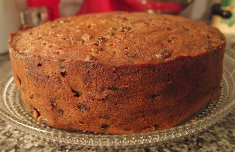 Light Cake Recipe The Caked Crusader Light Ginger Fruit Cake