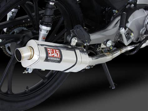 Shockbreaker Yoshimura Untuk Beat Muffler Yoshimura Untuk Motor Kecil Gilamotor