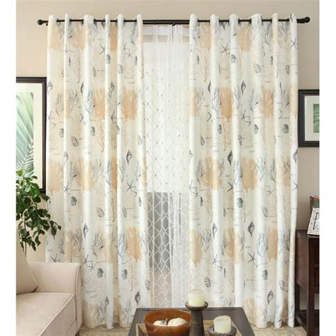 Coastal Window Curtains Coastal Window Curtains Curtain Ideas