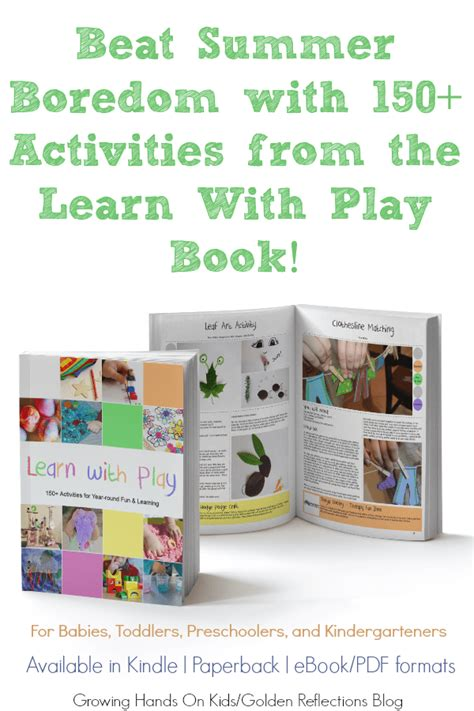 beat boredom engaging tuned out teenagers books beat summer boredom with 150 learn with play activities
