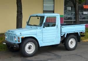Small Suzuki Truck Curbside Classic 1979 Suzuki Jimny Lj80 Sj20