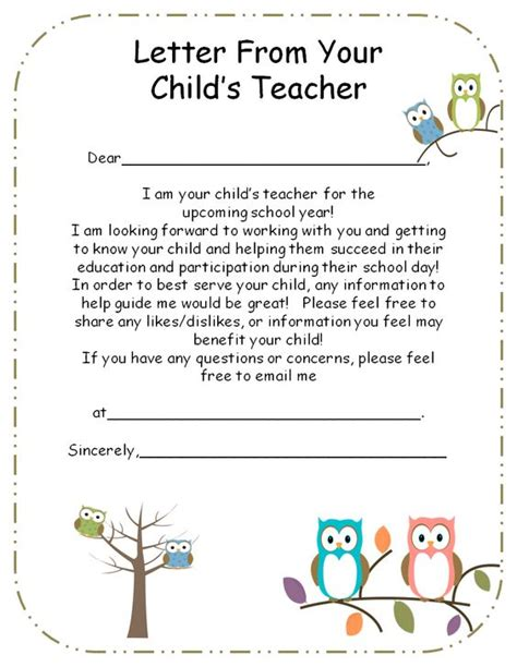appreciation letter to child s appreciation letter to your child s 28 images letters