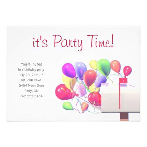 bday invitation mail 40th birthday ideas birthday invitation text sles