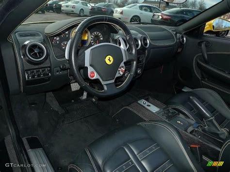 old car manuals online 2009 ferrari f430 interior lighting nero black interior 2006 ferrari f430 spider f1 photo 61283123 gtcarlot com