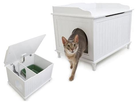 bench litter box litter box bench findabuy