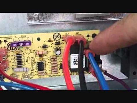 Remotremote Ac York Orioriginalasli heat air handler changing blower speeds