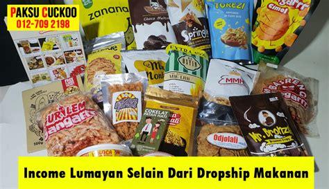 dropship makanan pilihan bisnes lottepi  berkongsi cerita
