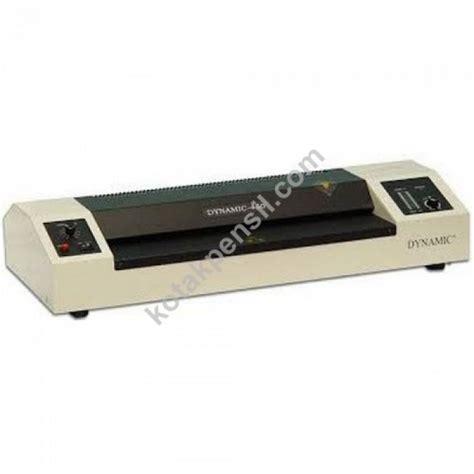 Mesin Laminating Folio jual mesin laminating dynamic 450 murah kotakpensil