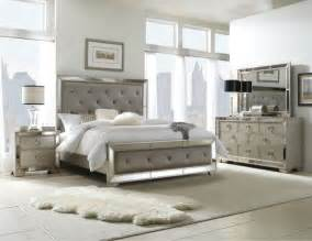 size bedroom furniture sets 6 mirrored and upholstered tufted king size