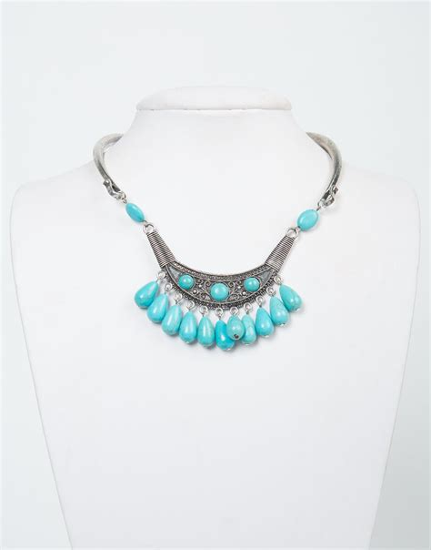 turquoise collar chandelier turquoise collar necklace 2020ave