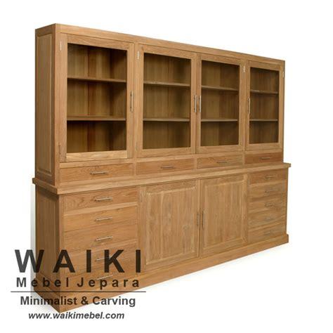 Lemari Display Jati Jepara lemari display minimalis tahunan lemari display berkualitas ekspor