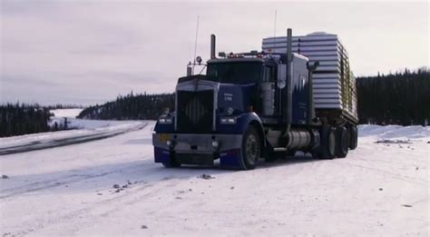 done ice road truckers 2007 2012 imcdb forum