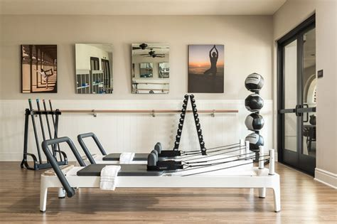 pilates room san diego griffin ranch clubhouse pilates room contemporary home san diego by ford