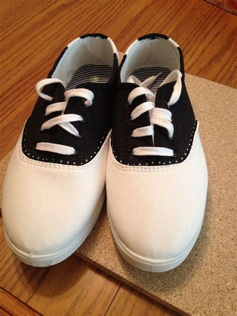 diy saddle shoes 35 best images about sock hop on grease theme