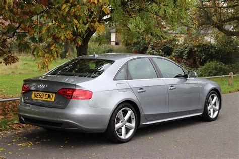 Audi A4 B8 Grau by Used 2009 Audi A4 Tfsi S Line For Sale In Middlesex