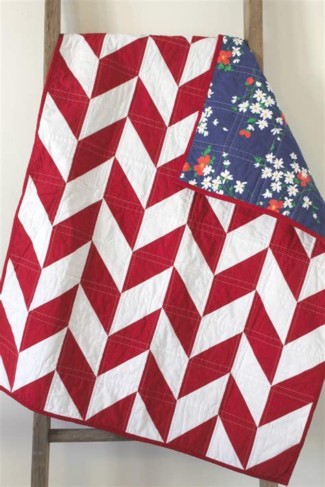 Patriotic Quilt by A Bright Corner Five Friday Favorites Patriotic Quilts