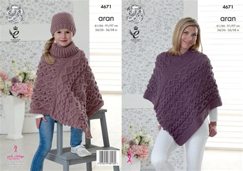 knitting patterns womens poncho knitting pattern womens cable knit poncho hat