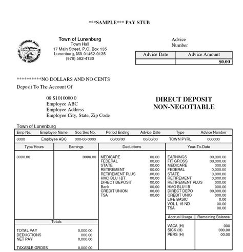 check stub free download create fill and print pdf templates