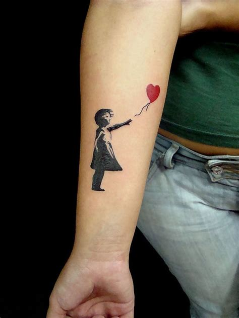 banksy tattoos banksy tattoos banksy random tattoos and