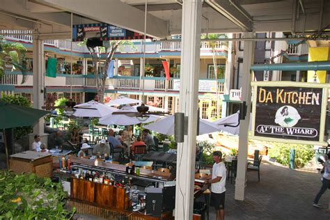 Da Kitchen Kihei by Dakitchenwharf2 Restaurants
