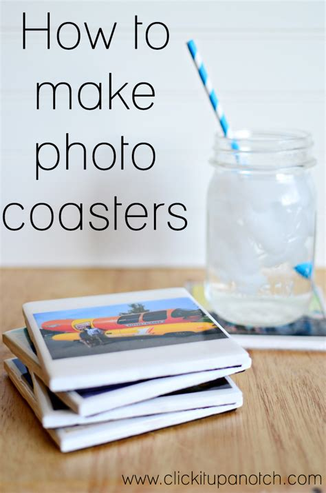 How To Make Handmade Coasters - 25 diy gift ideas for boss s day that may just get you