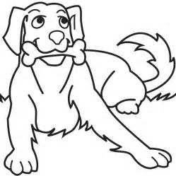 pictures of dogs to color free printable coloring pages for