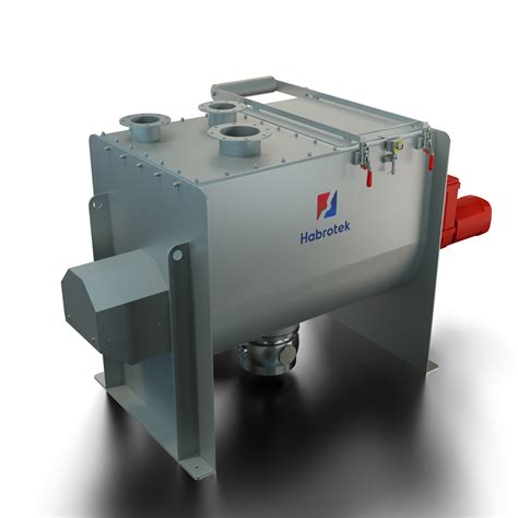 ribbon mixer habrotek bespoke fabrications and premium